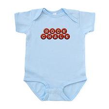 Rock Chalk BB Infant Bodysuit