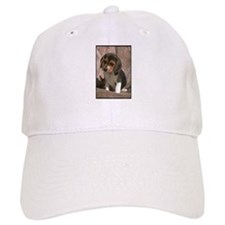 Beagle Puppy Photo Baseball Cap