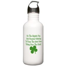 Irish Whiskey Water Bottle