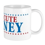 Prosecute Cheney Small Mug