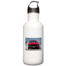 Unique 69 chevy camaro Water Bottle