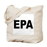 EPA Environmental Protection Agency Tote Bag