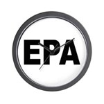 EPA Environmental Protection Agency Wall Clock
