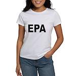 EPA Environmental Protection Agency Women's T-Shir