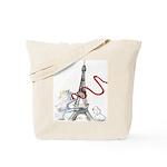 Princess Smartypants Tote Bag