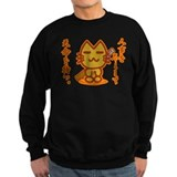 Samurai Cat Jumper Sweater