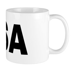 TSA Transportation Security Administration Mug