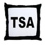 TSA Transportation Security Administration Throw P