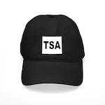 TSA Transportation Security Administration Black C
