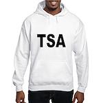 TSA Transportation Security Administration Hooded