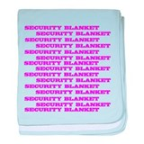Security baby blanket