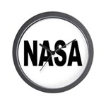 NASA Wall Clock