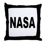 NASA Throw Pillow