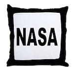 NASA Throw Pillow