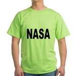 NASA Green T-Shirt