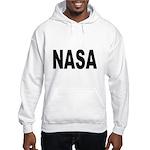 NASA (Front) Hooded Sweatshirt