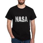 NASA (Front) Black T-Shirt