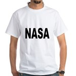 NASA White T-Shirt