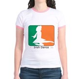 Irish Dance Tricolor Girl T