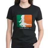 Irish Dance Tricolor Girl Tee