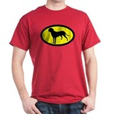 Treeing Tennessee Brindle Black T-Shirt
