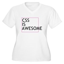 CSS is Awesome T-Shirt