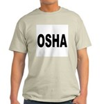 OSHA Ash Grey T-Shirt