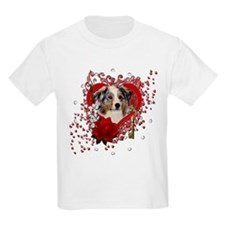 Valentines - Key to My Heart T-Shirt