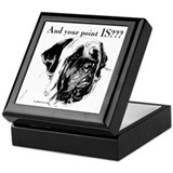 Mastiff 135 Keepsake Box