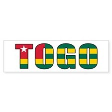 Togo Bumper Sticker