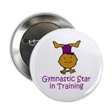 Gymnstic Star in Training Hannah Button