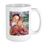 Best Friends Large Mug