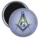 Masonic Magnet