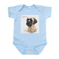 Mastiff 155 Infant Creeper