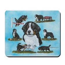 Bernese Mountain Versatile Do Mousepad