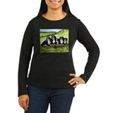 Bernese Moutain Dog Puppies T-Shirt