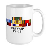 USS Wasp Coffee Mug