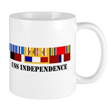 USS Independence Mug