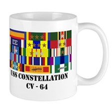 USS Constellation Mug