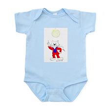 Dance Cat III Infant Bodysuit