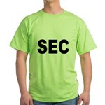 SEC Securities and Exchange Commission (Front) Gre