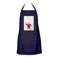Dance Cat III Apron (dark)