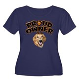 Proud Owner of a Golden Retriever T