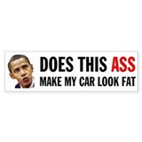 FAREWELL OBAMA  Bumper Sticker