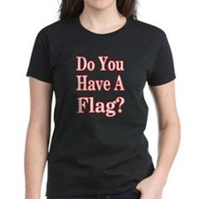 Have a Flag? Red Tee