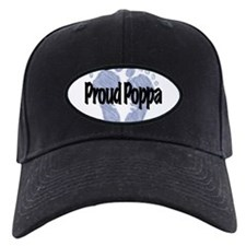 Proud Poppa (Boy) Baseball Hat