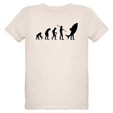 Evolution Shark Costume Land T-Shirt