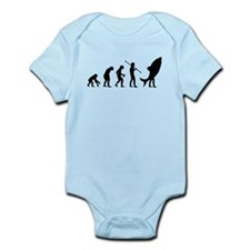Evolution Shark Costume Land Infant Bodysuit