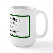 Sewing Fills My Days Mug