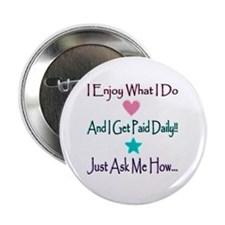 "Daily Pay Lines 2.25"" Button (10 pack)"